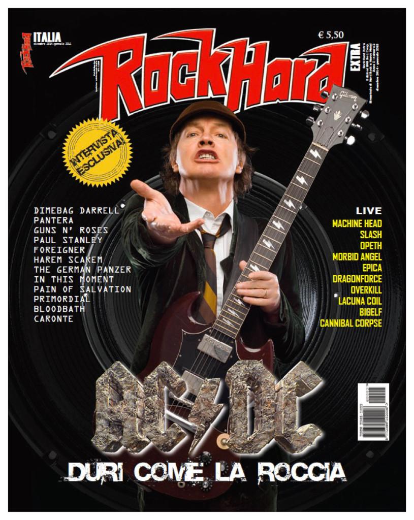 Rock Hard - Dicembre / Gennaio 2015