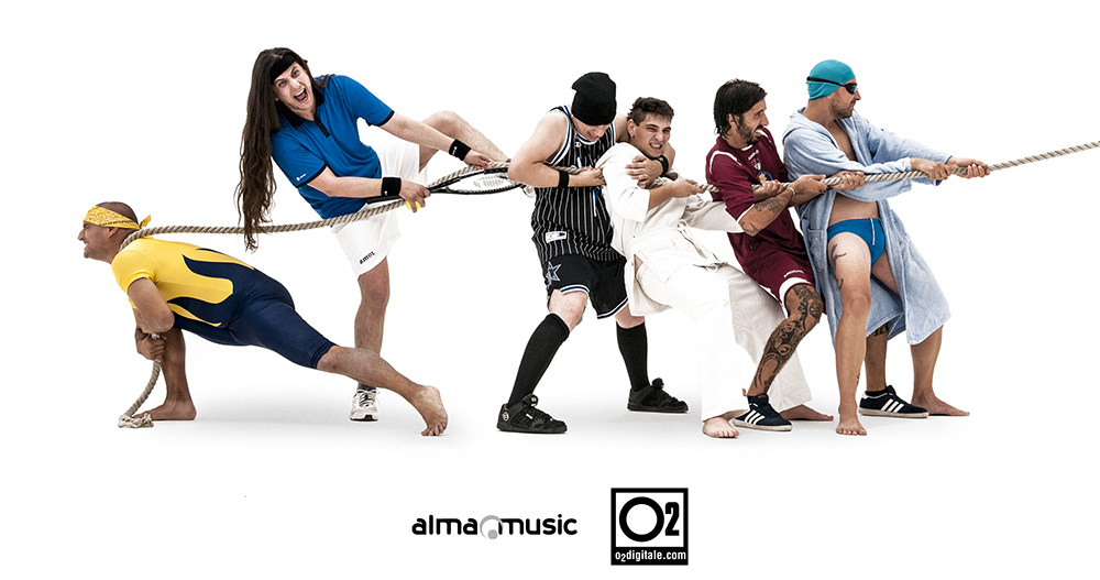 Ossigeno Srl - o2digitale - alma music