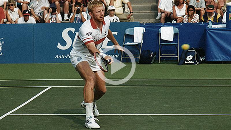 Boris Becker Video Boom Boom Becker