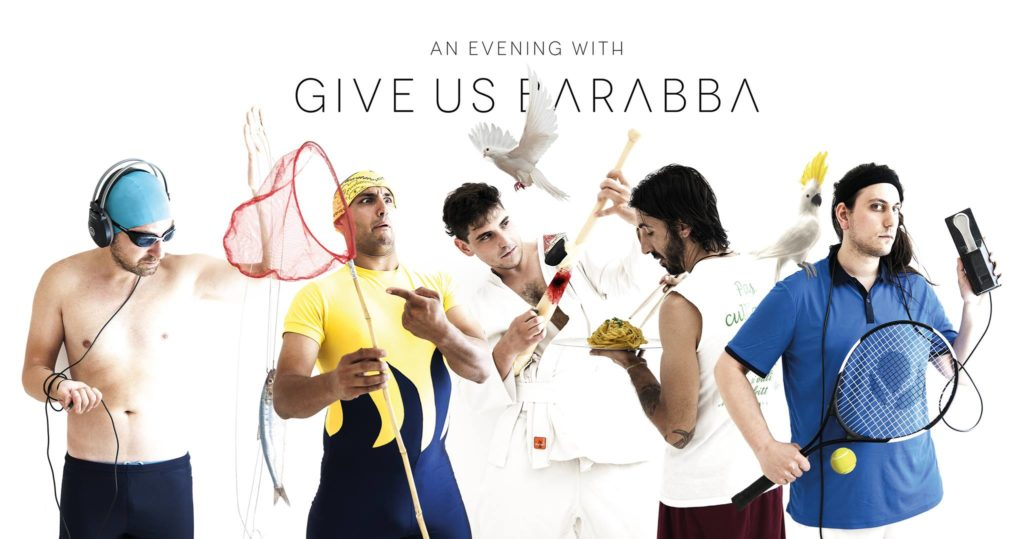 Give Us Barabba | Live at Revolver Club