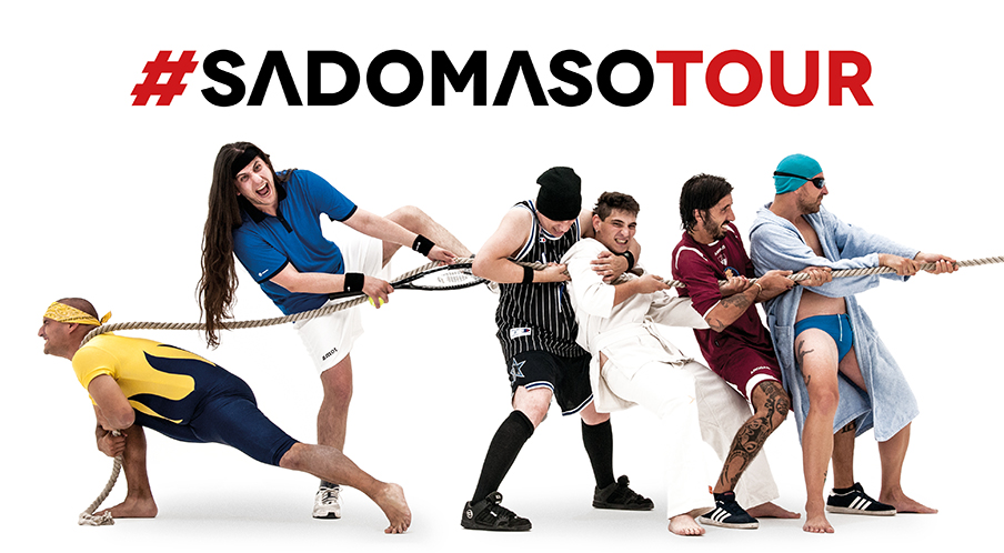 Give Us Barabba - SadomasoTour - On A Plain Festival 2016 - Maserada sul Piave (Treviso)