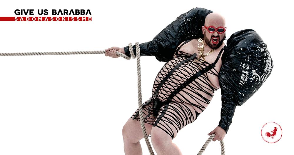 Give Us Barabba - Sadomasokissme now available