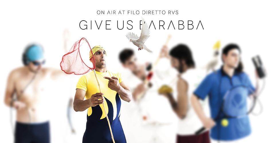 Give Us Barabba   ON AIR at Filo Diretto RVS