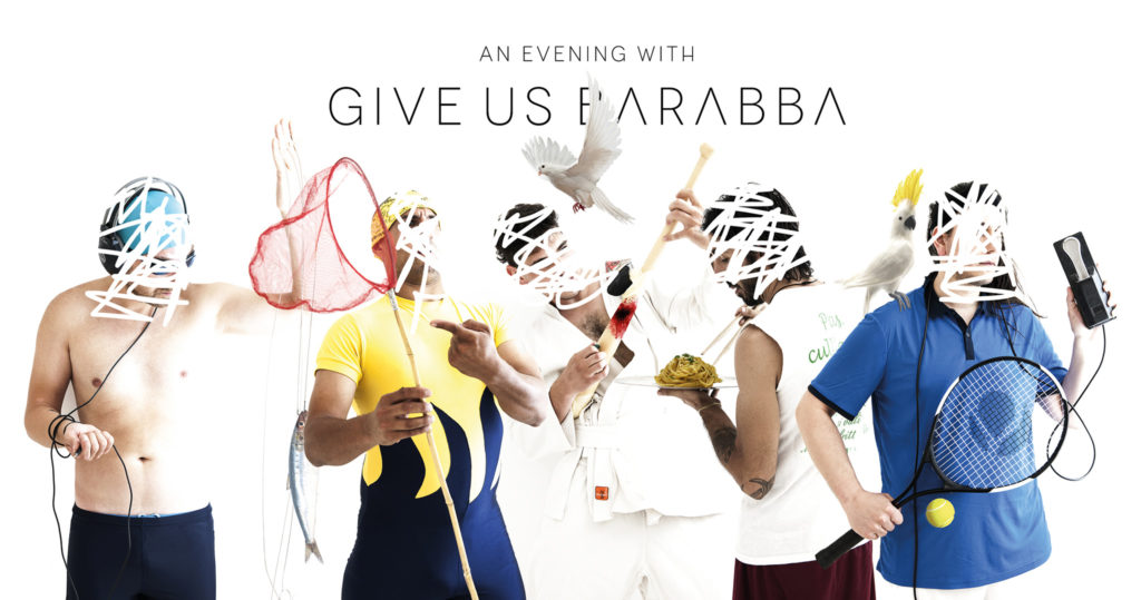Give Us Barabba + Diablo Swing Orchestra | Live at Revolver Club