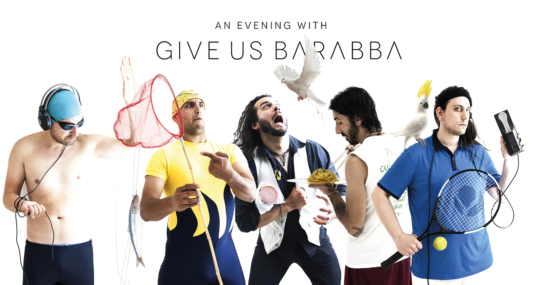 Give Us Barabba | Grind House Club | Padova
