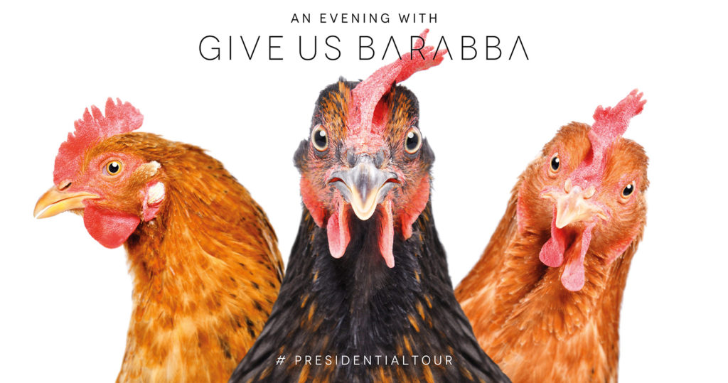 Give Us Barabba | Goto Storto | Trebaseleghe