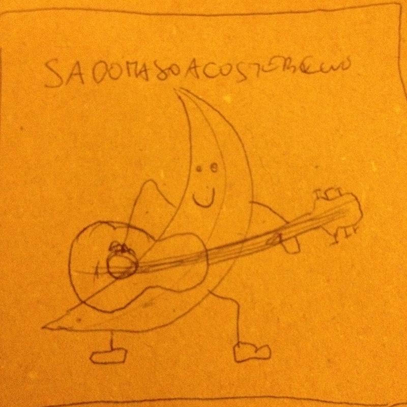 Give Us Barabba | Sadomasacoustbecue - disegno originale di Osvaldo Indriolo