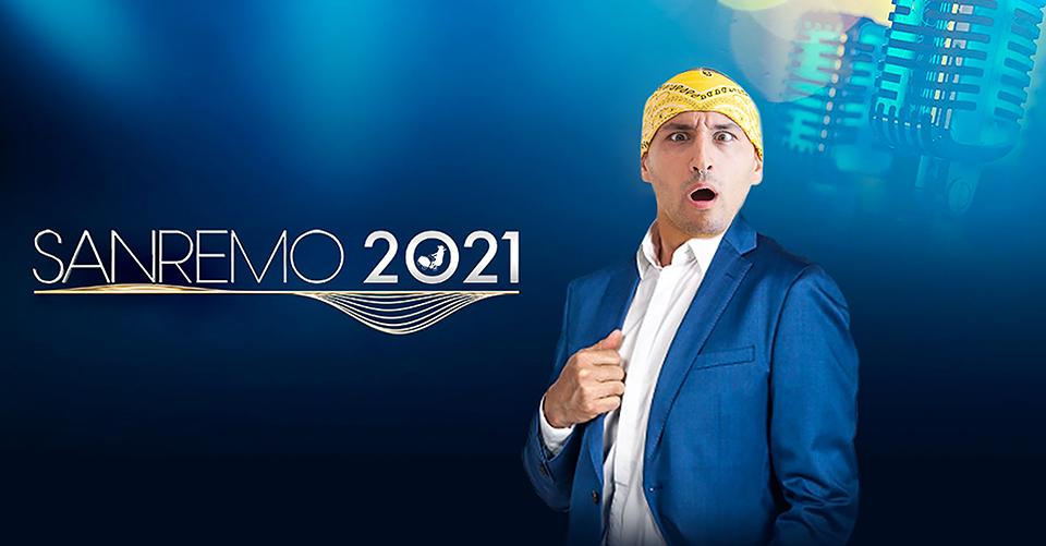 Give Us Barabba | Alessandro Numa ospite a Social Talk | Speciale Sanremo 2021