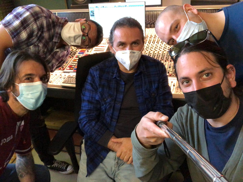Give Us Barabba   Conclusa la produzione del nuovo disco ICDC